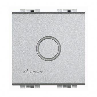 празен панел, двумодулен, tech, bticino, livinglight, nt4951