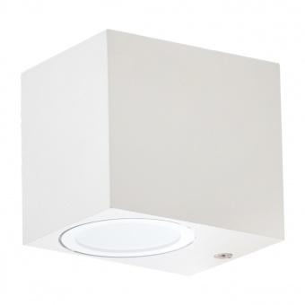метален градински аплик, бял, elbulgaria, 1x40w, 1496 wh