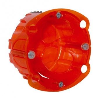 конзола за стена, универсална, ф80/50mm за ip44/ik8, метална основа, legrand, 80188