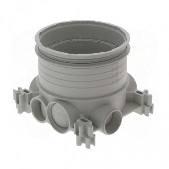 конзола за под, дълбочина 50 до 80mm за ip44/ik8, метална основа, legrand, 81988