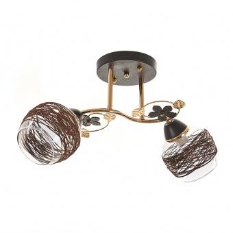 метален полилей, злато, elbulgaria, 2x40w, 1140/2 gd