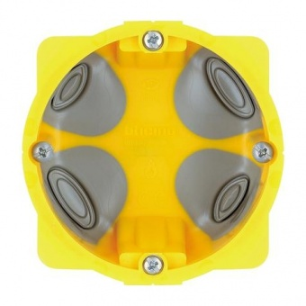 конзола за гипсокартон, 2 модула, bticino, pb502n