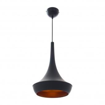 метален пендел, черен, elbulgaria, 1x40w, 1470 bk