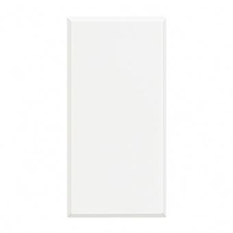 празен панел, едномодулен, white, bticino, axolute, hd4950