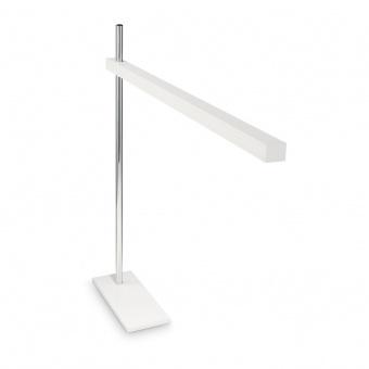 метална работна лампа, bianco, ideal lux, gru tl105, led 105x0.06w, 680lm, 147642