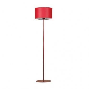 текстилен лампион, бордо, siriuslights, шинц бордо, 1x60w, 228051