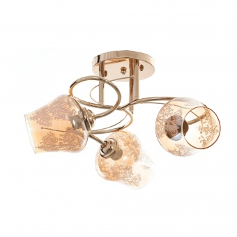 метален полилей, злато, elbulgaria, 3x40w, 1182/3 gd