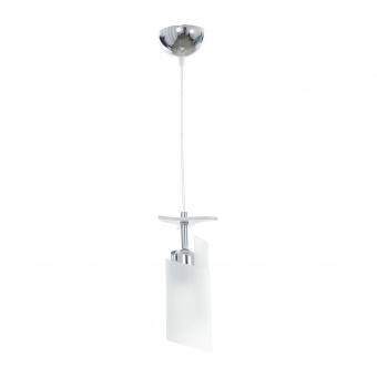 метален пендел, бял, elbulgaria, 1x40w, 3110/1 wh