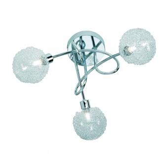 метален плафон, chrome, rl, wire, led, 3x28w, 1110lm, 2800k, r61323006