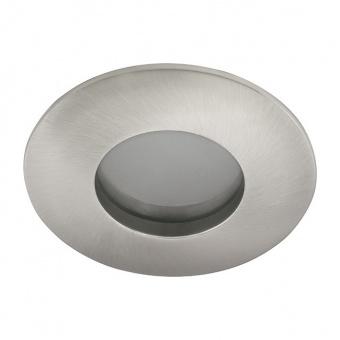 метална луна, satin nickel, kanlux, qules, 1x35w, 04706