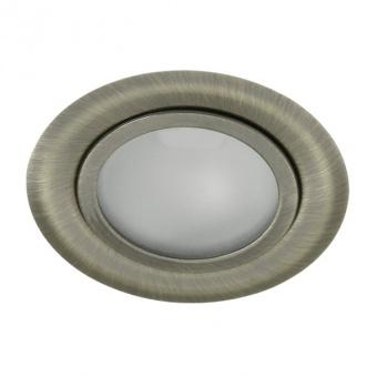 мебелна луна, matt brass, kanlux, gavi, 1x20w, 00814