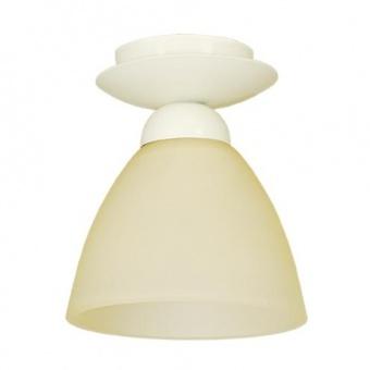 стъклен плафон, крем, siriuslights, мини, 1х60w, 237511