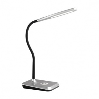 pvc работна лампа, silver, rl, charger, led 5w, 3000k, 580lm, r59019987
