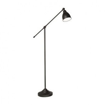 метален лампион, nero, ideal lux, newton pt1,1x60w, 003528