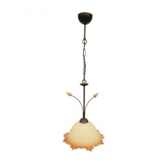 стъклен пендел, патина, siriuslights, барселона, 1x60w, 201001