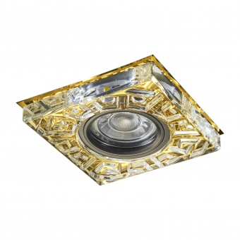 кристална луна, злато, elbulgaria, led 2w, 4000k, 1x40w, 1500/s gd