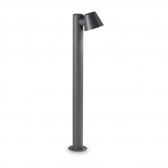метално градинско тяло, antracite, ideal lux, gas pt1, 1x35w, 139470
