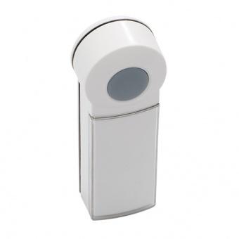 дистанционно за pvc сигнален безжичен звънец, white, kanlux, elma remote 12vdc, 23080
