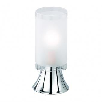 стъклена настолна лампа, white, rl, tube, 1x40w, r50041001