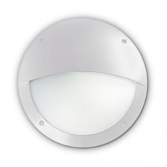 акрилно градинско тяло, bianco, ideal lux, lucia 1, 1x23w, 096681
