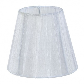 текстилен абажур, white, maytoni, lampshades, за фасунга е27 и е14, lmp-white-130