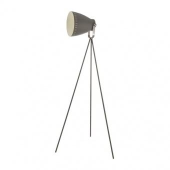 метален лампион, grey/nickel matt, nino, makky, 1x40w, 40610148