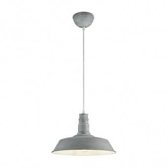 метален пендел, concrete look, rl, will, 1x60w, r30421078
