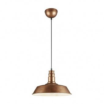 метален пендел, antique copper, rl, will, 1x40w, r30421062