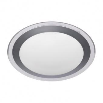 pvc плафон, transparent, rl, jupiter, led 1x12w, 1100lm, 3000k, r62511200