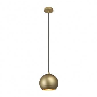 метален пендел, brass, slv, light eye, 1x75w, 133483