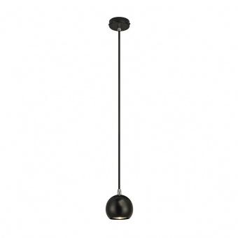 метален пендел, black/chromе, slv, light eye ball, 1x5w, 133490
