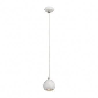 метален пендел, white/chromе, slv, light eye ball, 1x5w, 133491