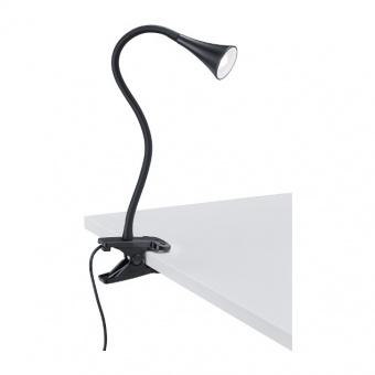 метална настолна лампа, black, rl, viper, 1x3w, 260lm, 3000k, r22398102