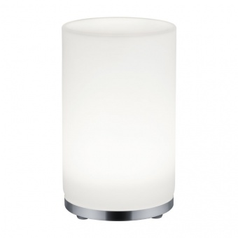 метална настолна лампа, chrome, rl, john, led 1x5.5w, 430lm, 2900k, r52221106