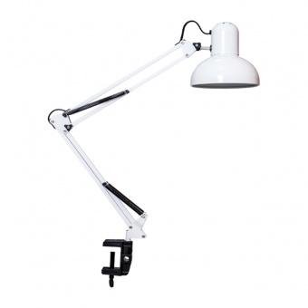 метална работна лампа, бял, elbulgaria, 1x40w, 566 wh