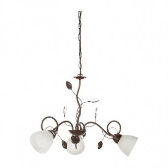 метален полилей, antique rust, trio, traditio, 3x40w, 110700328