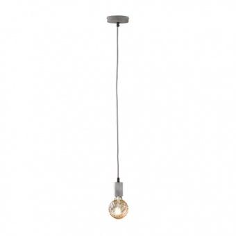метален пендел, antique grey, trio, cord, 1x40w, 310100161