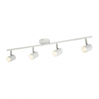 метален спот, white, searchlight, rollo, led 4x4, 3000k, 1400lm, 3174wh