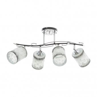 метален полилей, хром, elbulgaria, 4x40w, 1008/4 ch