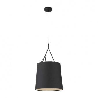 текстилен пендел, black, faro, tree, 1x40w, 29864