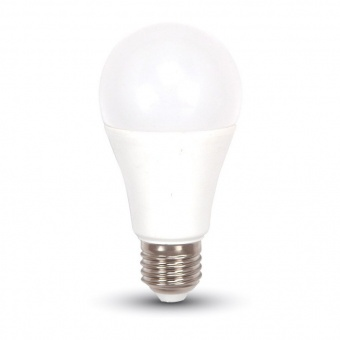 led лампа 11w, e27, бяла светлина, a58 bulb, samsung чип, 4000k, 975lm, 178