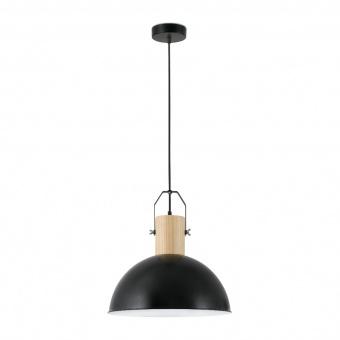 метален пендел, black, faro, margot, 1x25w, 68561