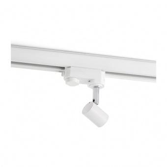 спот за релсова осветителна система, white, faro, ram, 1x40w, 64202