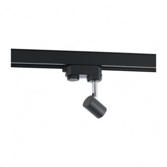 спот за релсова осветителна система, black, faro, ram, 1x40w, 64203