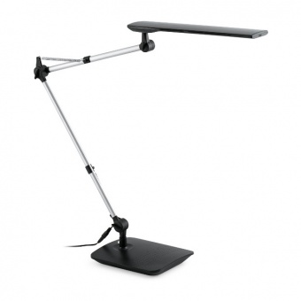 метална работна лампа, black, faro, ito, led 1x5w, 3000k, 390lm, 52071