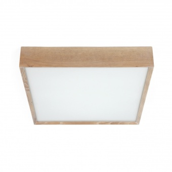 дървен плафон, oak wood, linealight, madera_s2, 4x46w, 90271