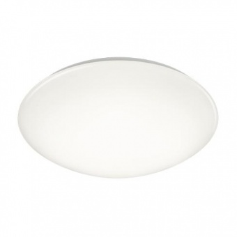 pvc плафон, white, rl, putz, led 15w, 1600lm, 3000k, r62601301