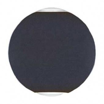 метален  аплик, black, 6w, 3000k, 660lm, 8303