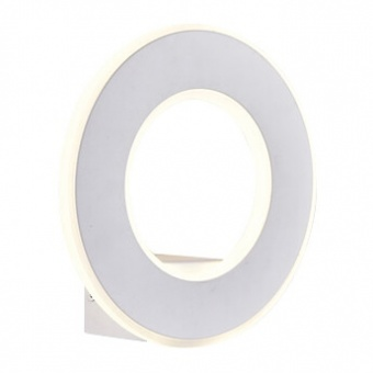 метален  аплик, white, 9w, 3000k, 990lm, 8225