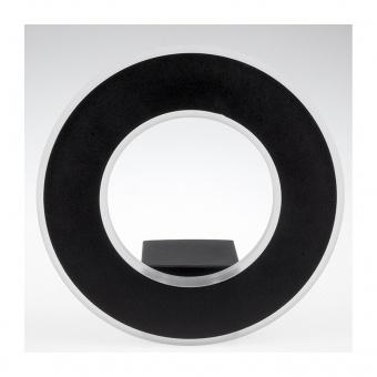 метален  аплик, black, 9w, 4000k, 990lm, 8228